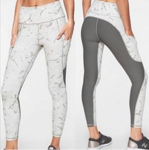 Athleta Palm Up For Anything Leggings XS